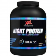 XXL Nutrition Night Protein - 2000g - Cookies & Cream