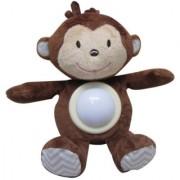 Mehano plišana igračka noćna lampa Majmun E290