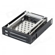 "MAIWO M003 disque dur SATA Mobile Rack Drawer Caddy 2.5 ""disque dur mobile - Black + Silver"