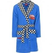 Cars fleece badjas blauw
