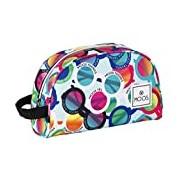 Moos - Cosmetic Bag, Glasses Design, 28 x 18 x 10 cm (Safta 811523332)