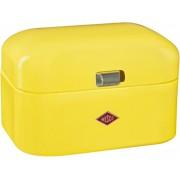 Wesco Single Grandy Broodtrommel - Lemon yellow
