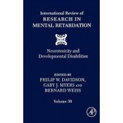 International Review of Research in Mental Retardation by Philip W. Davidson