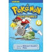 Pokemon Adventures, Vol. 1 (2nd Edition) by Hidenori Kusaka