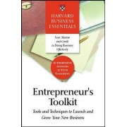 Entrepreneur's Toolkit by Harvard Business School Press