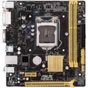 Placa de baza ASUS H81M-R/C/SI, Intel H81, LGA 1150