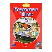 Grammar Time 5 with CD-ROM New Edition
