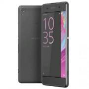 Sony Xperia XA smartphone (16 GB, marca TIM, Negro [Italia]