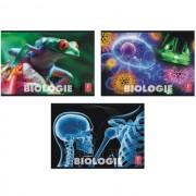 Caiet biologie 24 file Pigna Color