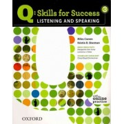 Q Skills for Success: Listening and Speaking 3: Student Book with Online Practice by Miles Craven