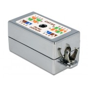 DeLOCK 86243 - Cuadro eléctrico (Plata, 2.58 cm, 4.8 cm, 2.47 cm)