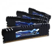 Memorie G.Skill RipJawsZ 16GB (4x4GB) DDR3 PC3-17000 CL9 1.6V 2133MHz XMP 1.3 Dual/Quad Channel Kit, F3-2133C9Q-16GZH