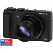 Aparat Foto Digital Sony DSC-HX50 (Negru), Filmare Full HD, 20.4MP, Zoom Optic 30x, SteadyShot, Wi-Fi