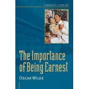 Oscar Wilde: The Importance of Being Earnest by Oscar Wilde