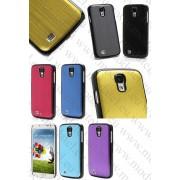 Samsung Galaxy S4 I9500 (метализиран калъф) 'Plastic-Aluminium'