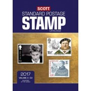 Scott 2017 Standard Postage Stamp Catalogue, Volume 3: G-I: Countries of the World G-I (Scott 2017)