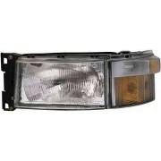 Scania 4-es fényszóró BAL+Index