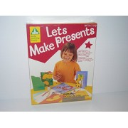 Lets Make Presents Early Learning Centre Kit Makes 2 Books 2 Cards with Soft Toy Picture Frame Bracelets Fobs...