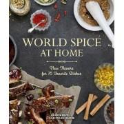 World Spice at Home by Amanda Bevill