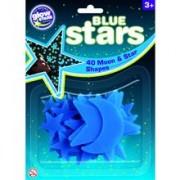 Stele Albastre Fosforescente The Original Glowstars Company B8621