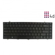 4d - Replacement Laptop Keyboard for Dell-Studio1440