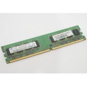 Memorie PC Samsung 1GB PC2-5300U 667 MHz M378T2953EZ3-CE6