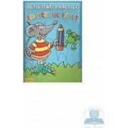 Activitati practice - Soricelul istet albastru