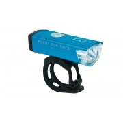 RFR Power 300 Faretto anteriore a batteria white LED USB blu Faretti anteriori a batteria