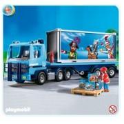 Playmobil Camion Trailer 4447