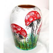 ceramica ciuperci- 002