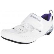 Shimano SH-TR5WW Schuhe Damen white 2017 40 Triathlon Schuhe