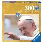 Ravensburger puzzle - papa francesco i - 300 pz