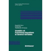 Stability of Functional Equations in Several Variables and Isometries by D. H. Hyers