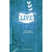 Live Non Revised Standard Version: Youth Bible, Catholic Edition by Harper Bibles