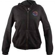 Hanorac femei Converse AWK Burnout Hoodie T-Shirt 13744C-010