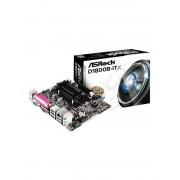 ASRock D1800B-ITX Moderkort - Intel Bay Trail-D - Intel Onboard CPU socket - DDR3 RAM - Mini-ITX