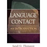 Language Contact by Sarah Grey Thomason