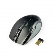 Mouse E-Blue Arco 2 Black