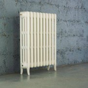 Arroll Neo-Classic 4 Column Radiator, White (W)634mm (H)760mm
