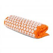 Capital Sports Eraser Esterilla yantra para masaje y acupresión 80x50cm Naranja