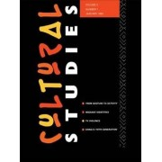 Cultural Studies: Volume 6, Issue 1 by Lawrence Grossberg
