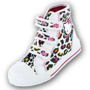 Bascheti Hello Kitty fetite leopard multi