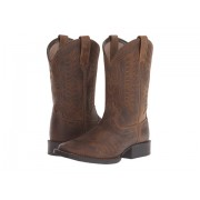 Ariat Honor (ToddlerLittle KidBig Kid) Distressed Brown