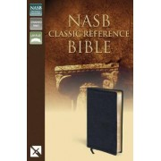 NASB Classic Reference Bible: Updated New American Standard Bible Classic Reference Bible by Zondervan