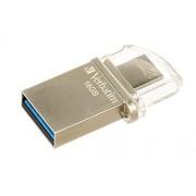 Verbatim Store 'N' Go Otg Micro Usb 3.0 Pendrive 16Gb