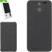 HTC - HC M110 - Custodia HTC M110 - Dot Folio Case One E8 - Nero (Bulk)