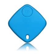 Bluetooth Key Finder with Selfie Function - Blue