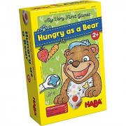 HABA My Very First Games - Hungry as a Bear - A Memory & Dexterity Game for Ages 2 and Up