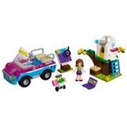 LEGO Friends Masina De Explorari A Oliviei - 41116