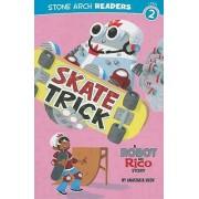 Skate Trick by Anastasla Suen